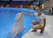 Фото с белым китом